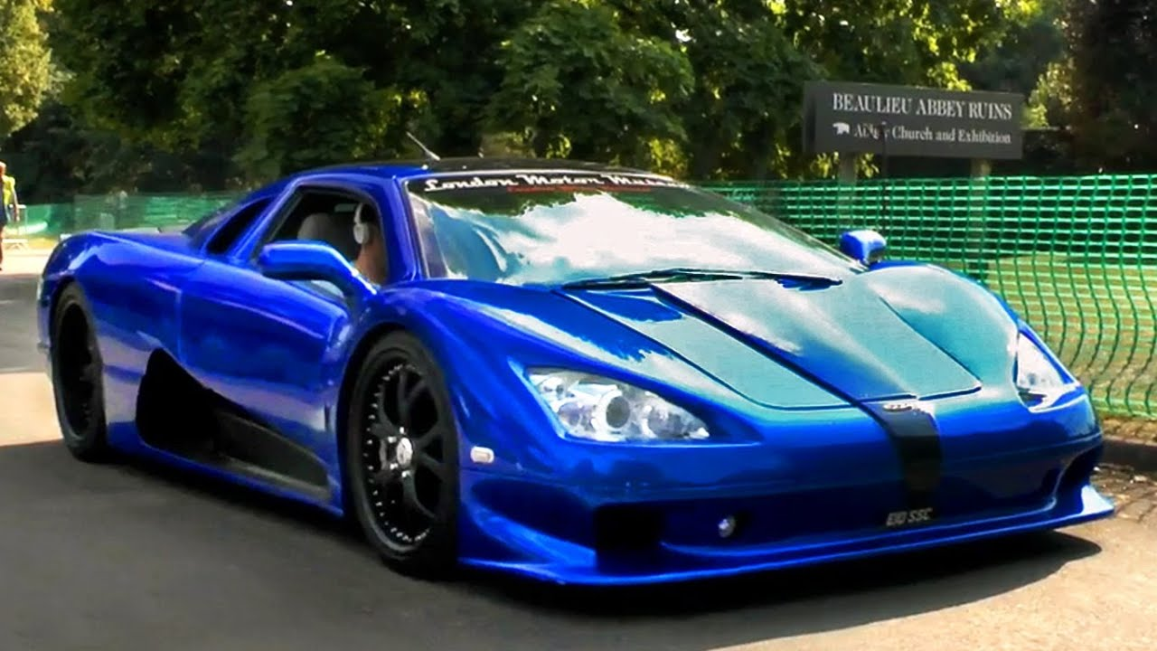 Ssc Ultimate Aero Twin Turbo Revs Start Ups And Sounds