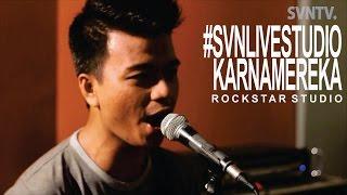 "Video KARNAMEREKA - BSK CNKM ""Live At Rockstar Studio"" download MP3, 3GP, MP4, WEBM, AVI, FLV Desember 2017"