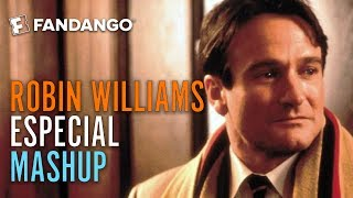 Robin Williams - Una vida provocando risas | Mashup | Fandango Latam