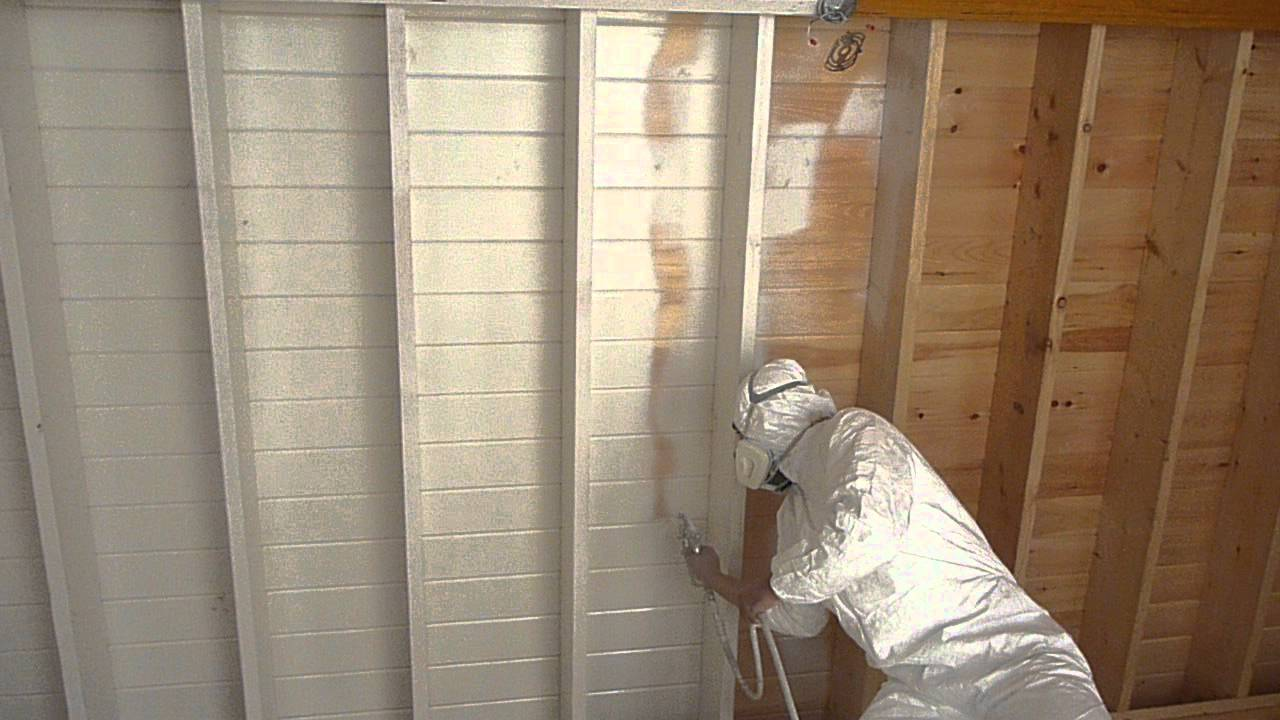 Spraying Zinsser Shellac Base Bin Primer Youtube