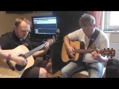 Unterrichts Video: Dieter mit Wölfe von Peter Maffay