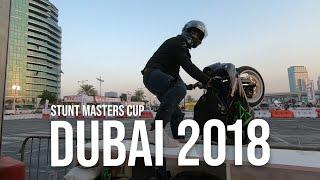 Stunt Masters Cup 2018 in Dubai - best stuntriders at World Stuntriding Championship