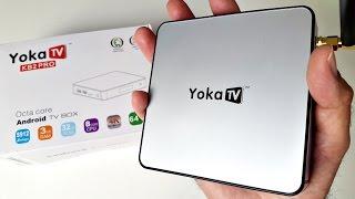 2017 YokaTV KB2 Pro Android TV Box - Powerful Octa-Core 3GB