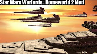 Star Wars Warlords - Homeworld 2 Mod