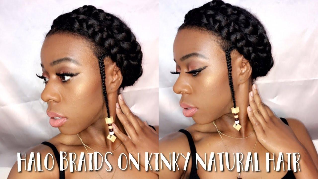 Easy Natural Hairstyles Black Hair