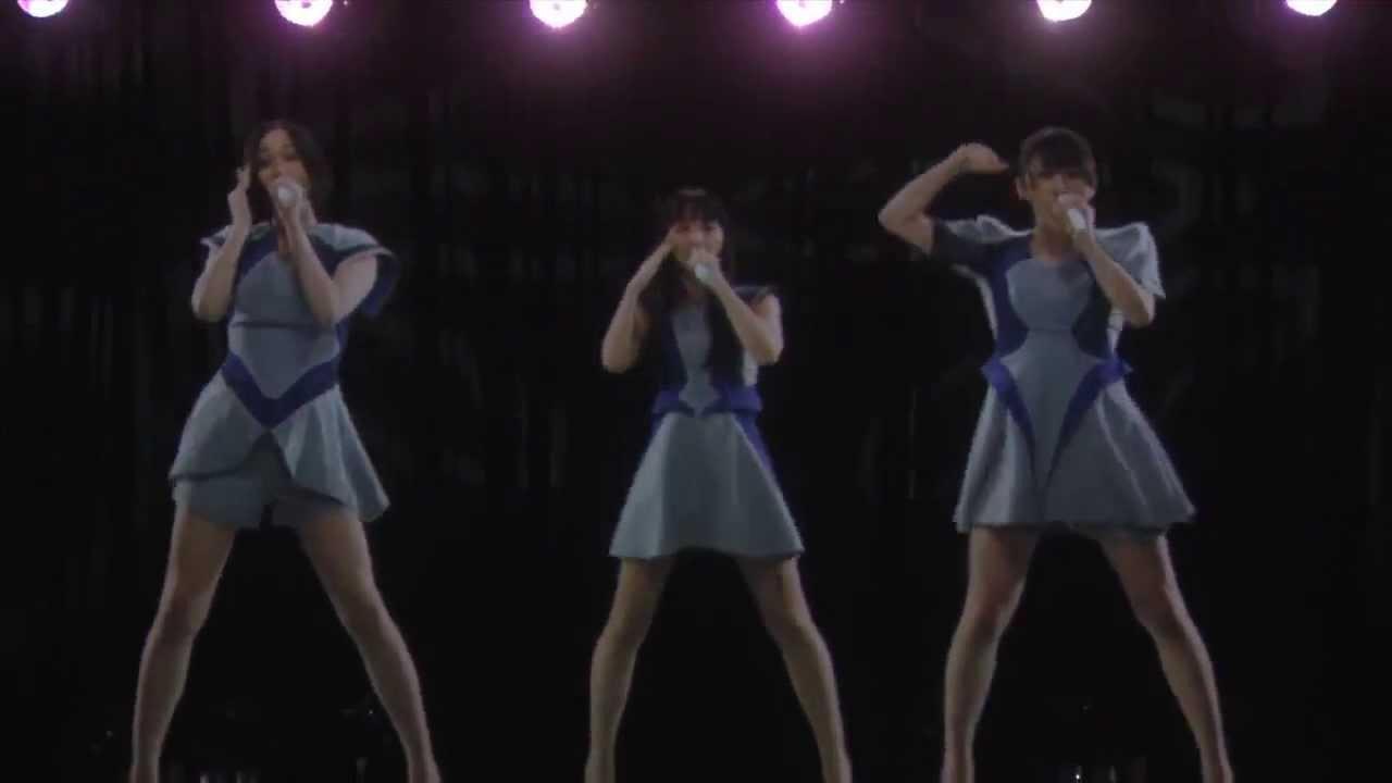 Perfume Live @Kirin Summer Nights