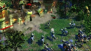 Empire Earth ii: The Art of Supremacy/ Real-time strategy game