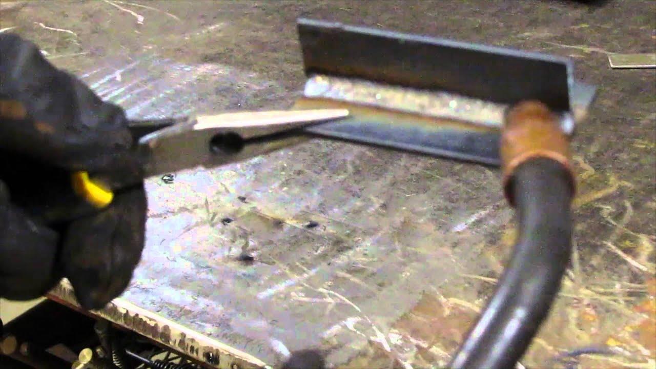 mig welding basics