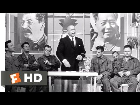 The Manchurian Candidate 1962  Manchurian Garden Club  112  Movies