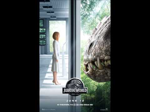 Jurassic World Soundtrack- The Park is Closed (Film Version)