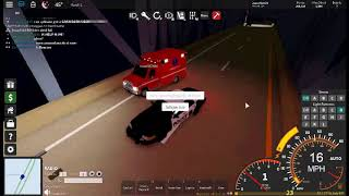 Westover PD: Possible Suicide Jumper: Roblox Ultimate driving Westover Part 1