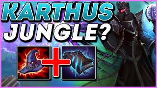 HARD CARRYING SHIPHTUR IN GM!! IS KARTHUS JUNGLE STILL VIABLE??