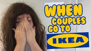 When Couples Go To Ikea!
