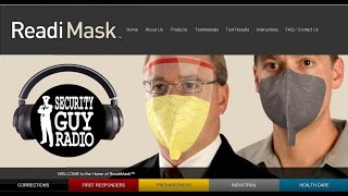 [041] Ebola! Protection with Readimask.com & Tom Orfanos, DDS, JD, CEO - Favorite Product
