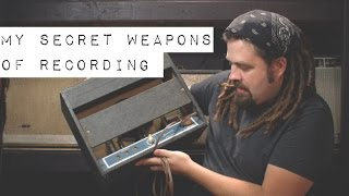 Recording Studio Gear | My Secret Weapons of Recording, and Mixing