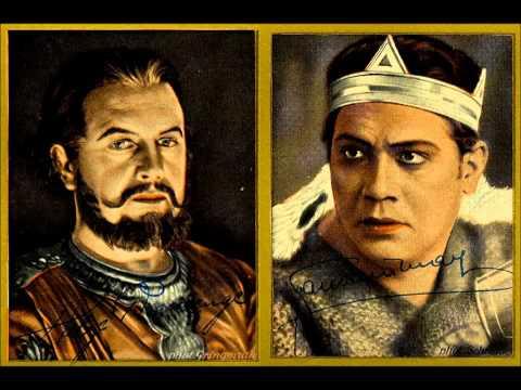 Otello: Si pel ciel | Hans Reinmar & Helge Rosvaenge (1943)