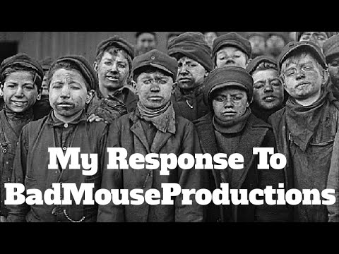 Bosses and Workers and States, OH MY! (Response to BadMouseProductions)