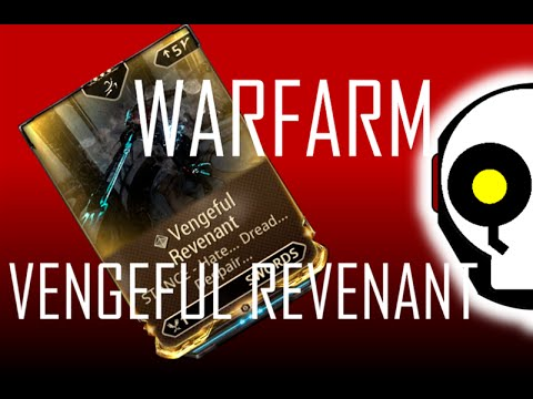 Warframe: How to Farm Conculysts Fast for Vengeful Revenant or Neurodes.