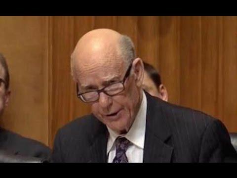 Senator: Who Cares If Trump