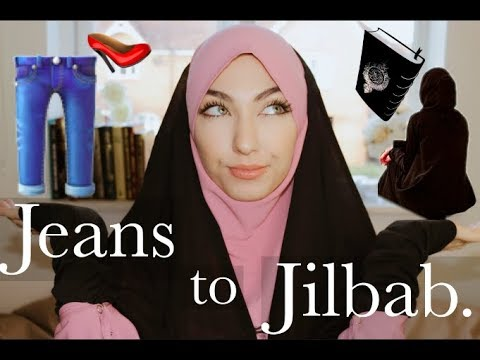 JEANS TO JILBAB. | Cypriot sister