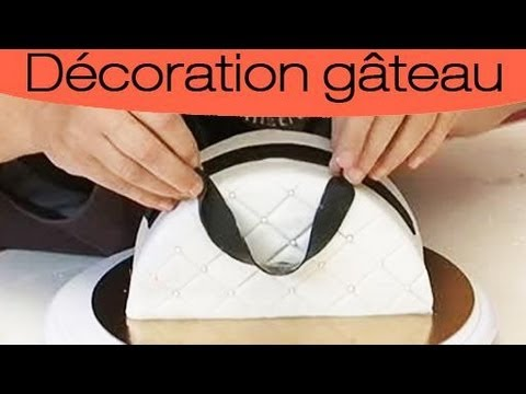 dessert unique et facile: le gâteau sac à main - youtube