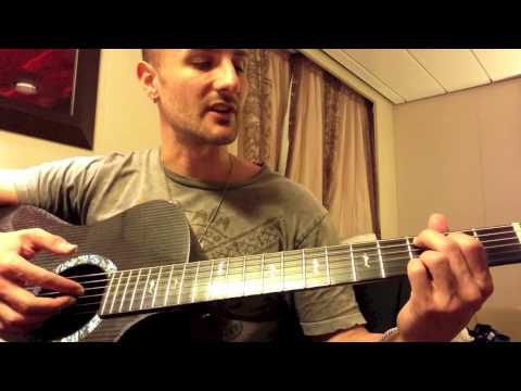 When You Say Nothing At All TUTORIAL no capo - YouTube