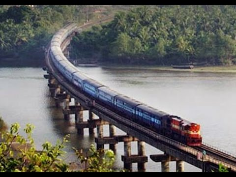Image result for konkan railway