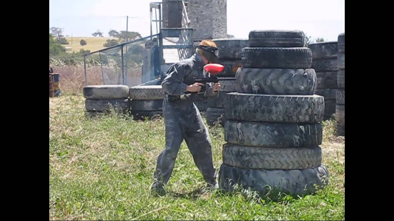 Paintball z