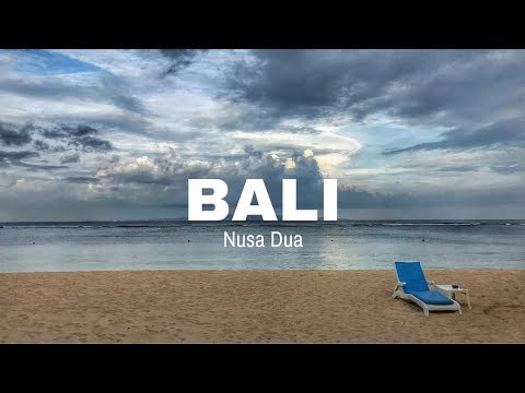 TRAVELLING TO BALI & DIVING - NUSA DUA