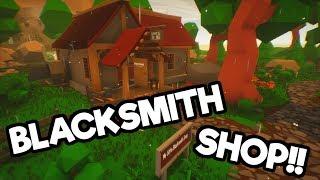 My Little Blacksmith Shop 2019 - Blacksmith Shop Simulator!