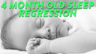 4 Month Old Sleep Regression | CloudMom