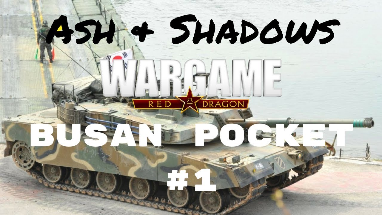 Wargame red dragon ash and shadow mod