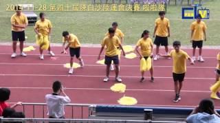 [經典重溫]2014-11-28 第四十屆陳白沙陸運會決賽
