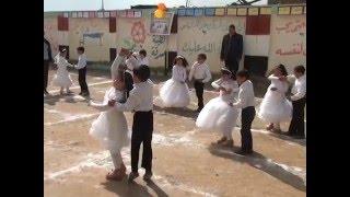 حفلة عيد الام 2016 مدرسة كفر طرنه الابتدائية الجزء الأول
