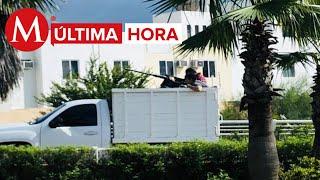 Reportan balaceras en Culiacán, Sinaloa