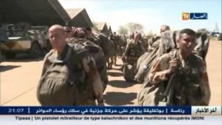 خطأ في الجريدة الرسمية الفرنسية..القوات الفرنسية في الأراضي الجزائرية