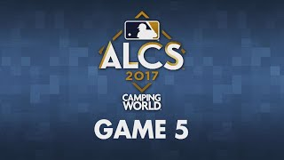 ALCS Game 5 Preview: HOU Astros (Oct. 18)