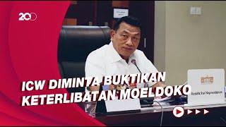 Moeldoko Somasi ICW soal Tuduhan Jejaring Bisnis Ivermectin