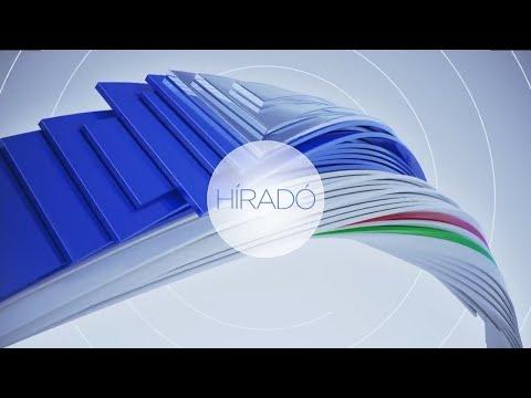 Híradó 2020.08.06. 12:00 thumbnail