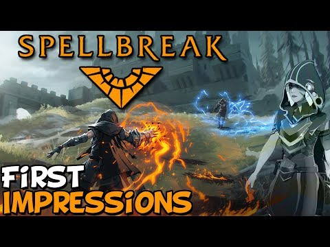 """Spellbreak First Impressions """"Is It Worth Playing?"""""""