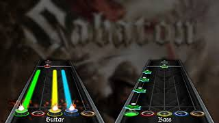 Sabaton - Diary Of An Unknown Soldier/The Lost Battalion (Clone Hero Chart Preview)