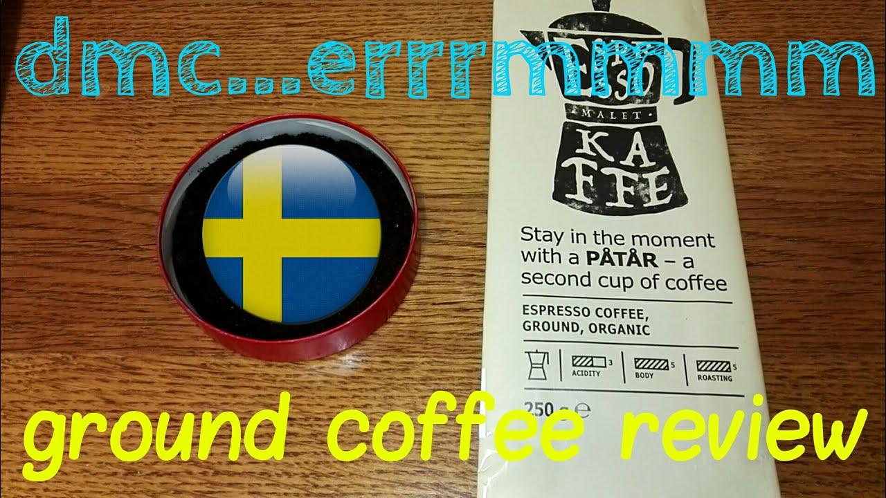 Ikea Espresso Ground Coffee Review