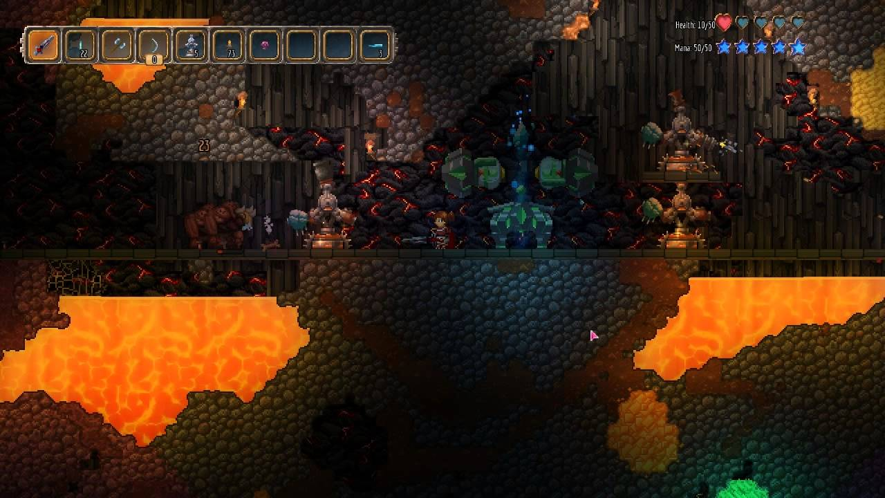 Terraria: Otherworld announced, is not Terraria 2 - PC Invasion