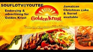 SOUFLOTV advertising for GOLDEN KRUST