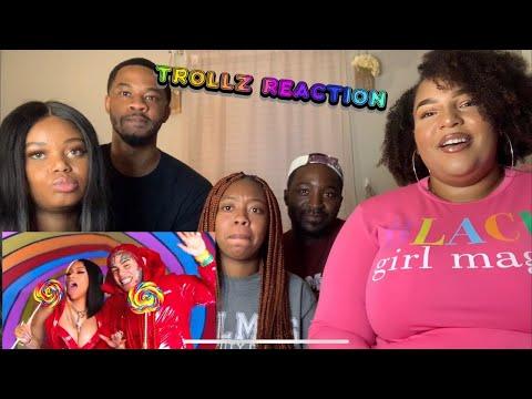 TROLLZ- 6ix9ine \u0026 Nicki Minaj (Official Music Video)|Reaction