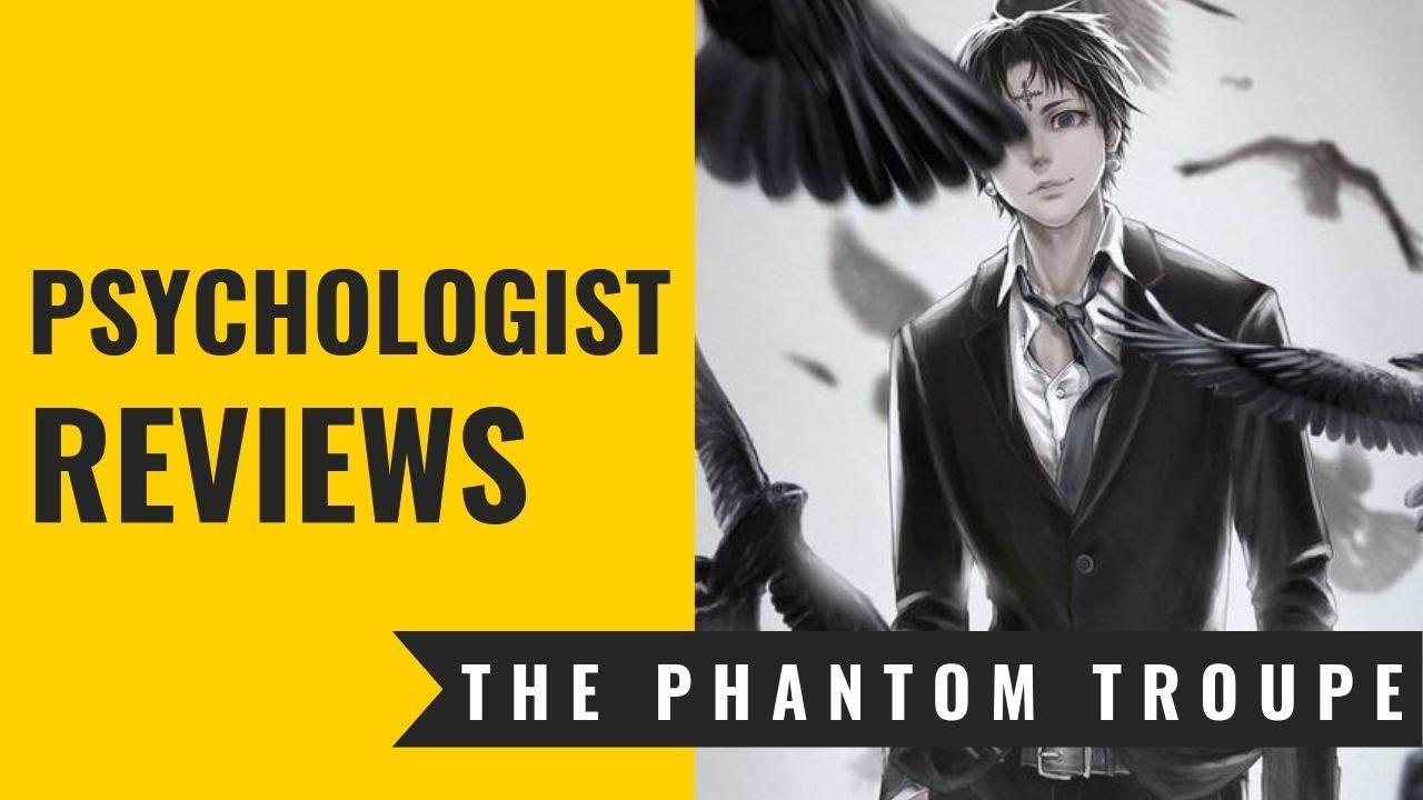 Hunter X Hunter Phantom Troupe Phantom Troupe and the...
