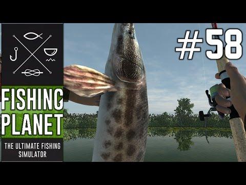 FISHING PLANET #58 - Trophäen Florida-Knochenhecht    Let's Play Fishing Planet    German
