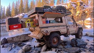 Baixar LC70 Expeditions walk around and trailing Scale Town - RC CWR