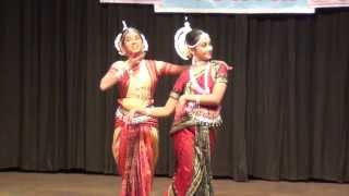 Chandana Charchita Odissi Dance by Swarna (Oli)