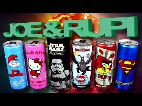 Joe & Rupi - Soft Drinks - Unplugged & (Un)cut - Kampftrinker Test